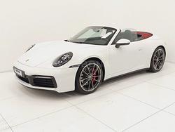 Porsche 911 cabrio 3.0 carrera s auto