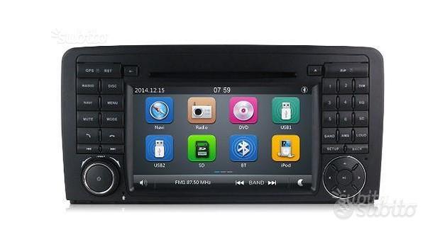 Autoradio 2 DIN Mercedes classe R W251 R280 R300