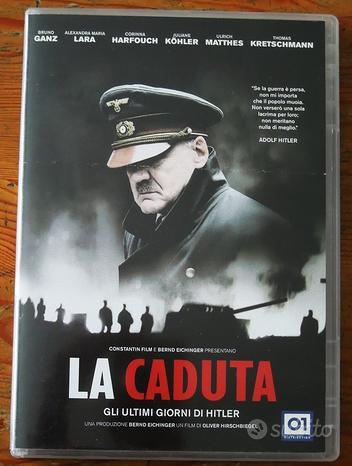 Film sugli ultimi giorni della Germania di Hitler
