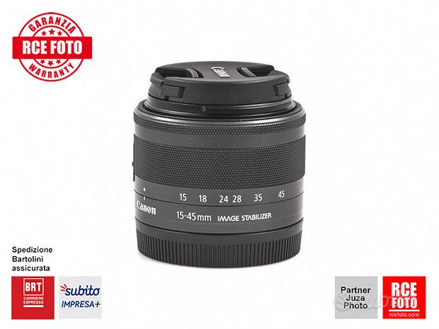 Canon EF-M 15-45 F3.5-6.3 IS STM (Canon)