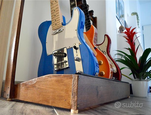 Stand multipli porta chitarre personalizzabili