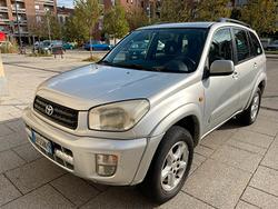 Toyota rav4 2.0 benzina 2002