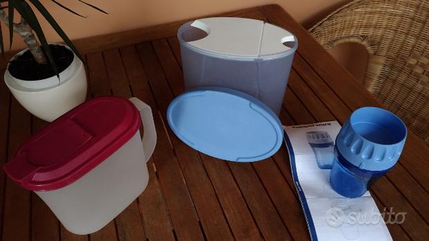 Tupperware n. 3 accessori