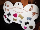 Targhette personalizzabili per cani e gatti