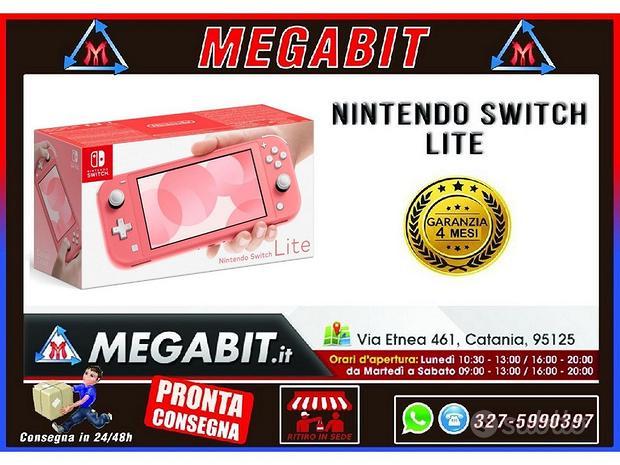 Nintendo Switch Lite Corallo