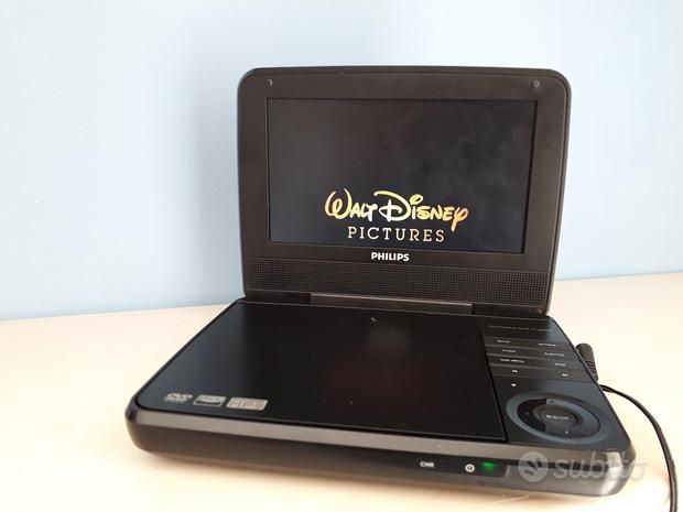 Lettore portatile dvd mp3 PHILIPS - AUTO