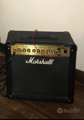 Amplificatore Marshall MG15GFX