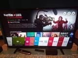 "Tv 4k ultrahd lg 43"" hdr pro smart tv wifi WEBos"
