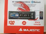 Autoradio Bluetooth con telecomando