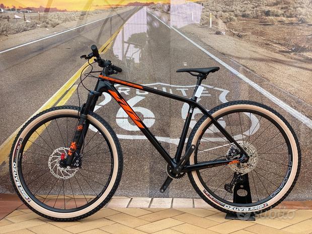 MTB KTM Myroon master carbonio 53cm nuova