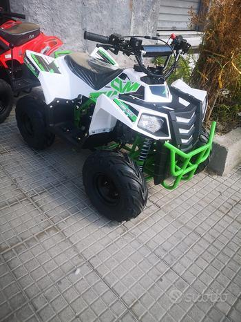 Quad mini commander cvm guazzoni 110cc 4t con retr