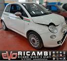 Tutti i ricambi per Fiat 500 1.4cc 100HP 6 marce