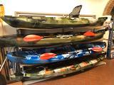 Kayak da pesca e turismo