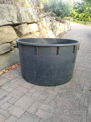 Vaso 110 cm di diametro - 600 litri