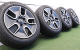 Cerchi Mini R60 R61 Bridgestone 205 55 17 Original
