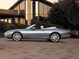 JAGUAR XKR supercharged v8 (XK8) Cabrio 2004 Motor
