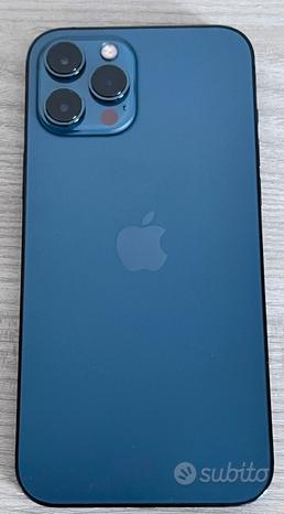 IPhone 12 Pro Max 256GB Come nuovo
