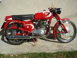 Moto Morini 175 Tresette Sprint - Anni 60