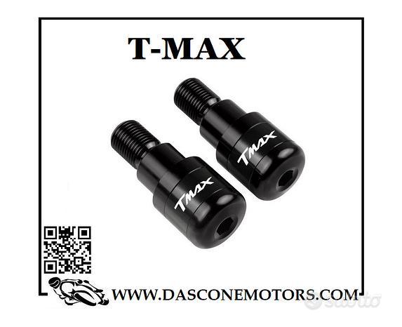 Coppia Bilanceri Tmax 500 530 neri nero