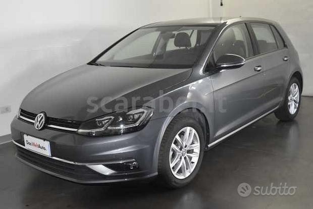 Volkswagen Golf 7ª serie 1.6 TDI 115 CV 5p. Busine