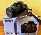 Reflex Canon EOS 1100d