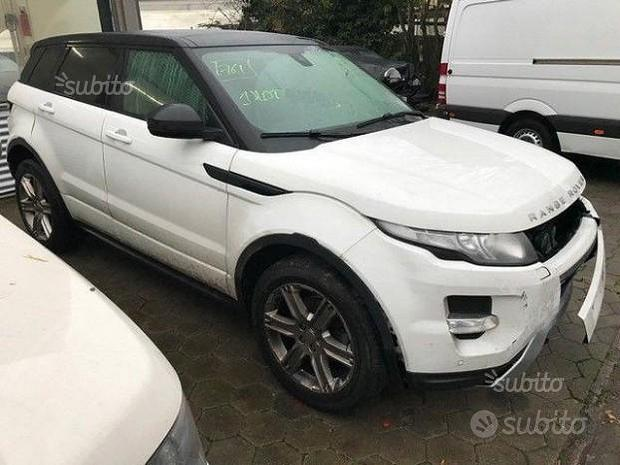 Land Rover Range Rover Evoque Ricambi Vari