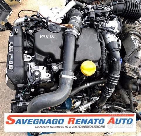 Motore 1.5 dci k9ke628 renault clio kangoo scenic