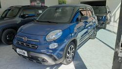 New 500l 1.4 gpl cross auto italiana
