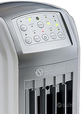 Raffrescatore Olimpia oscillante con filtro