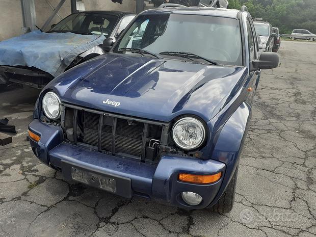 Jeep cherokee 2003 3.0 diesel
