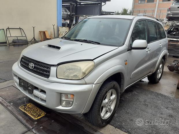 Toyota rav 4 d4d 2004