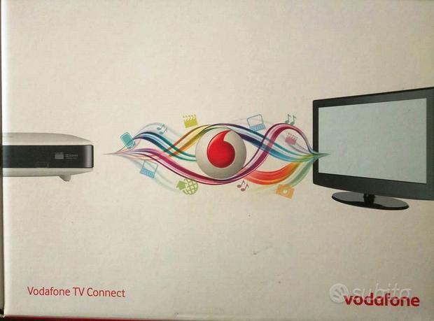 Vodafone Tv Connect nuovo