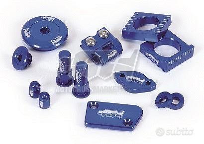 Kit in Ergal Blu per Yamaha YZ 250/450 dal 14/21