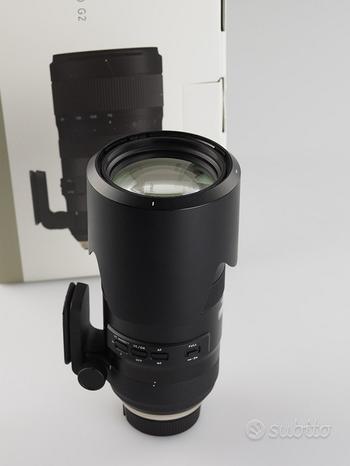 TAMRON 70-200mm F2.8 Di VC USD G2 FOTOLANDIA