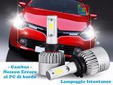 RENAULT CLIO 2012+ Lampade Anabbaglianti Led 6000K