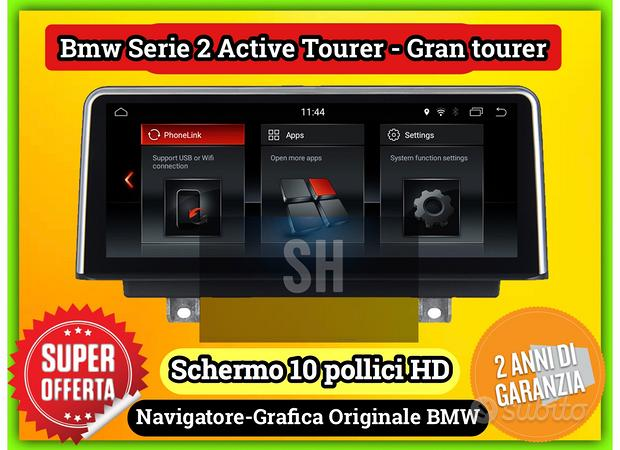 Navigatore BMW serie 2 active - Gran Tourer