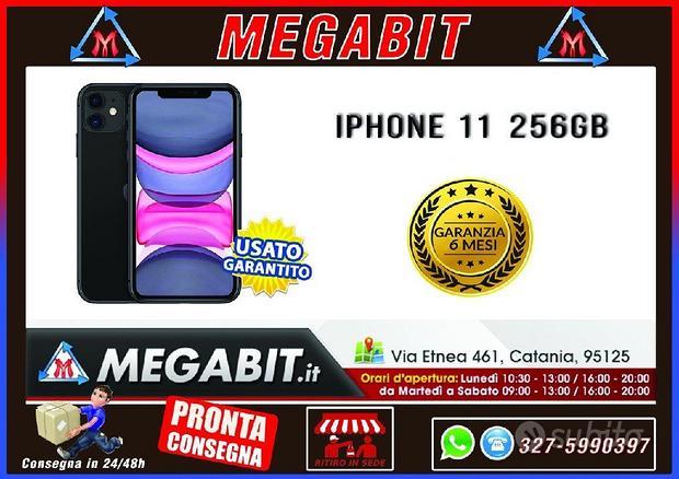 IPhone 11 256Gb NERO con garanzia