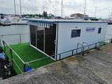 House Boat Wallercenter Walkaround