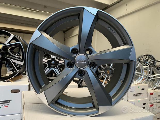 Cerchi Audi raggio 18 OMOLOGATI cod.9837383