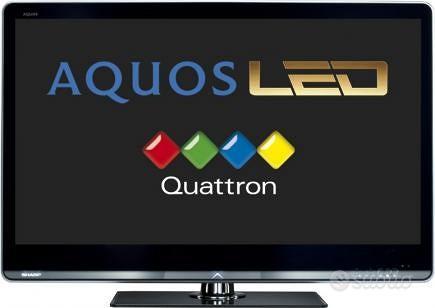 "TV 40"" Sharp AQUOS LC-40LE820E"