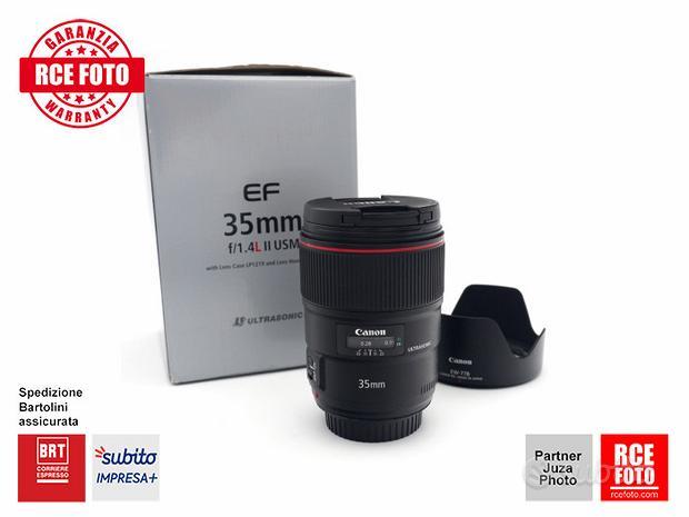 Canon EF 35 F1.4L II USM (Canon)