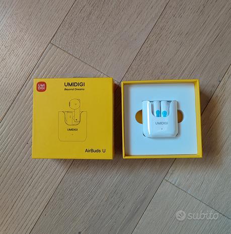 Auricolari Wireless Umidigi AirBuds U (NUOVI)