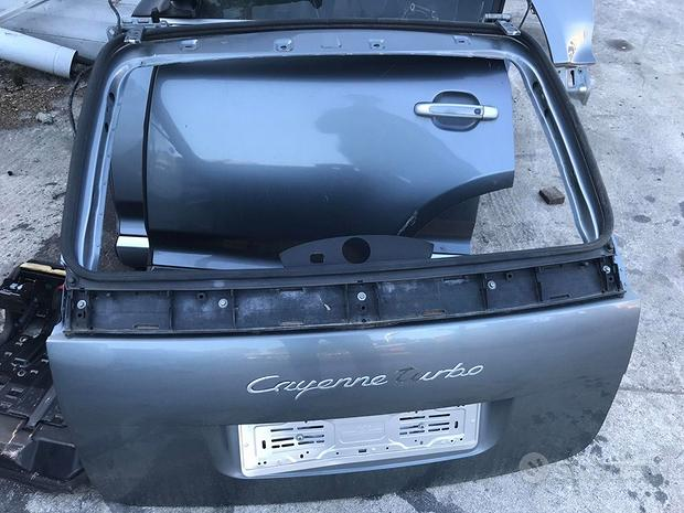Portellone porta parafango PORSCHE CAYENNE 2003>07