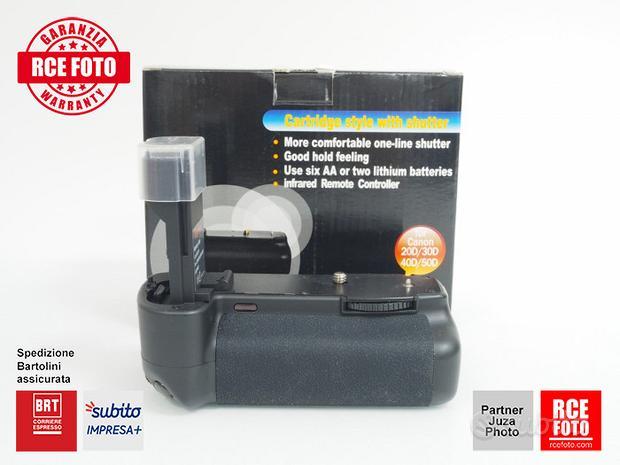 Battery grip per Canon 20D / 30D / 40D / 50D