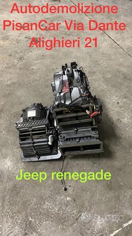 Stufa completa jeep renegade