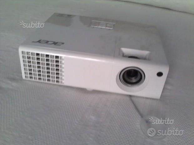Proiettore acer videoproiettore hdmi home cinema
