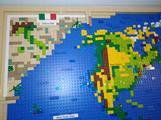 Planisfero LEGO