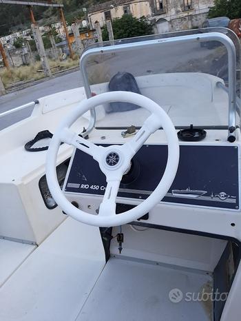 Barca a motore open 4,5 metri