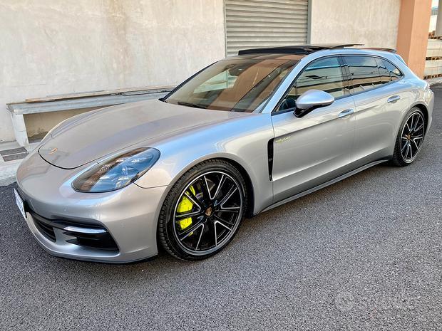 Porsche panamera 4 E-Hybrid Sport Turismo Unica