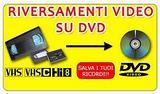 Trasferire VHS in DVD / Digitale